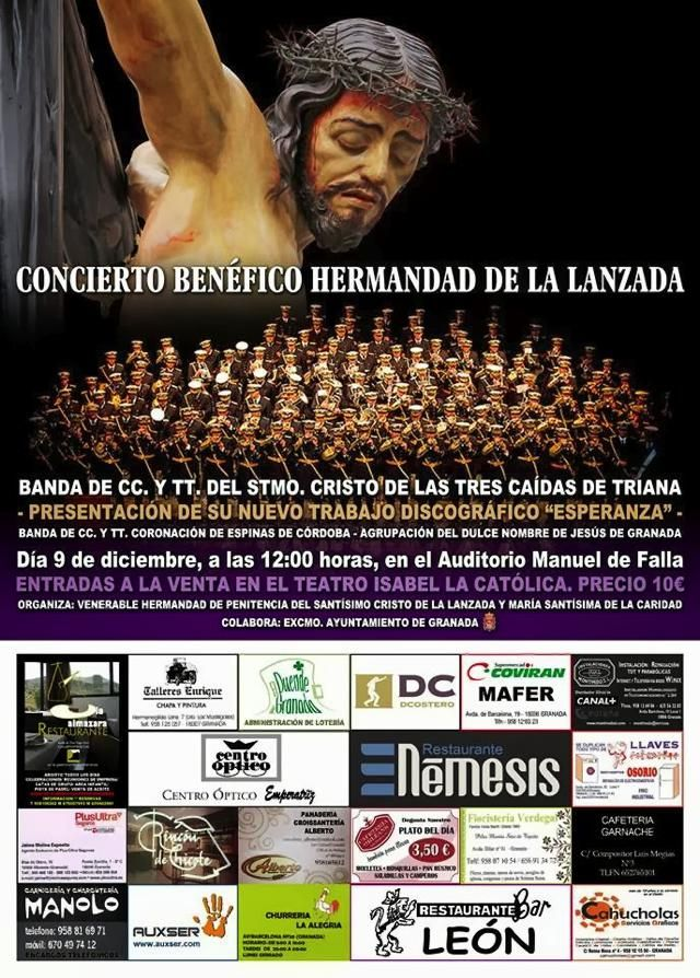 concierto granada