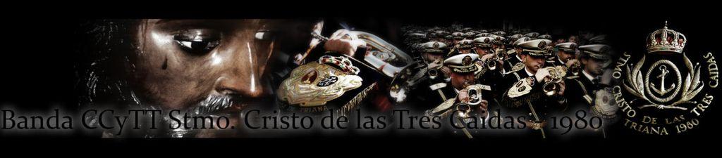 Web Oficial de la Banda del Stmo. Cristo de las Tres Caidas de Triana